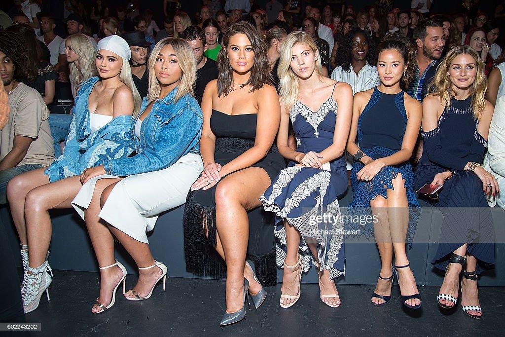 Jonathan Simkhai - Front Row & Backstage - September 2016 MADE Fashion Week: The Shows
