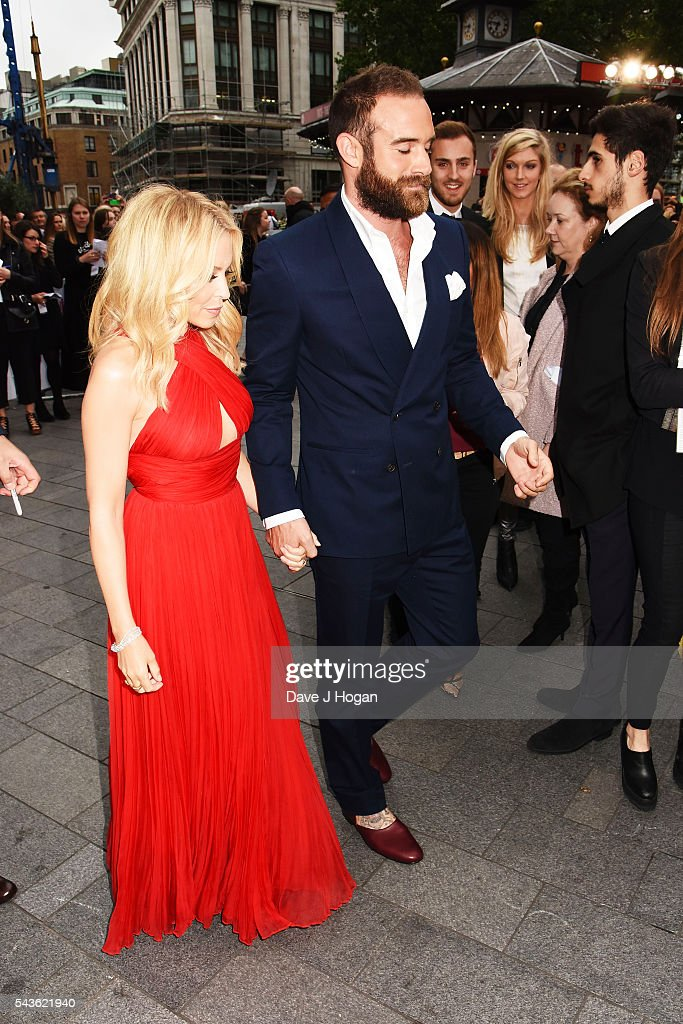 <a gi-track='captionPersonalityLinkClicked' href=/galleries/search?phrase=Kylie+Minogue&family=editorial&specificpeople=201671 ng-click='$event.stopPropagation()'>Kylie Minogue</a> (L) and <a gi-track='captionPersonalityLinkClicked' href=/galleries/search?phrase=Joshua+Sasse&family=editorial&specificpeople=10109409 ng-click='$event.stopPropagation()'>Joshua Sasse</a> attend the World Premiere of 'Absolutely Fabulous: The Movie' at Odeon Leicester Square on June 29, 2016 in London, England.