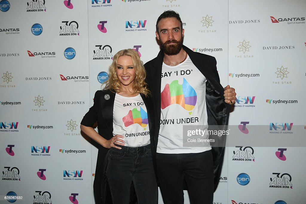 30th Annual ARIA Awards 2016 - Awards Room
