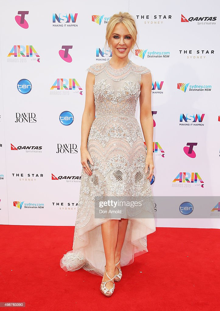 29th Annual ARIA Awards 2015 - Arrivals