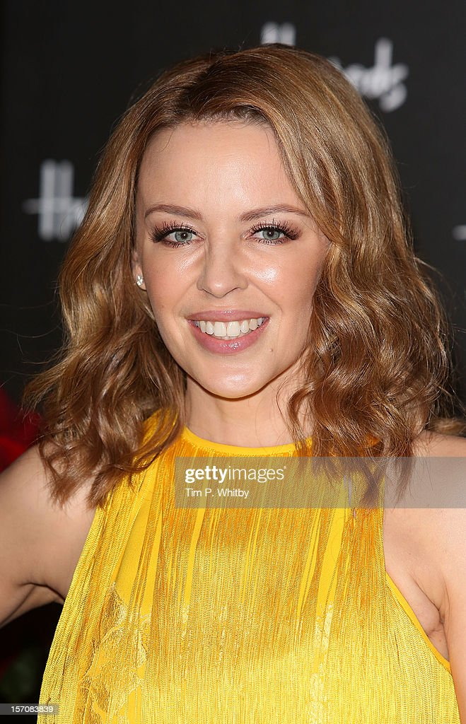 <a gi-track='captionPersonalityLinkClicked' href=/galleries/search?phrase=Kylie+Minogue&family=editorial&specificpeople=201671 ng-click='$event.stopPropagation()'>Kylie Minogue</a> attends a photocall to launch her new book 'Kylie/Fashion' at Harrods on November 28, 2012 in London, England.