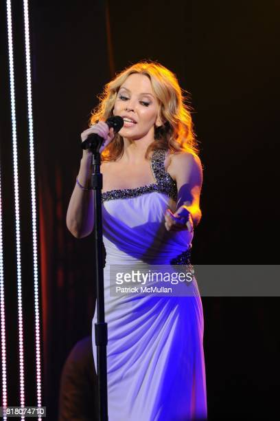 Kylie Minogue attends ROBERTO CAVALLI 40th Anniversary Event CONTACT SIPA PRESS FOR SALES at Les BeauxArts de Paris on September 29 2010 in Paris...