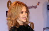 Kylie Miogue attends the 'Echo Award 2014' on March 27 2014 in Berlin Germany