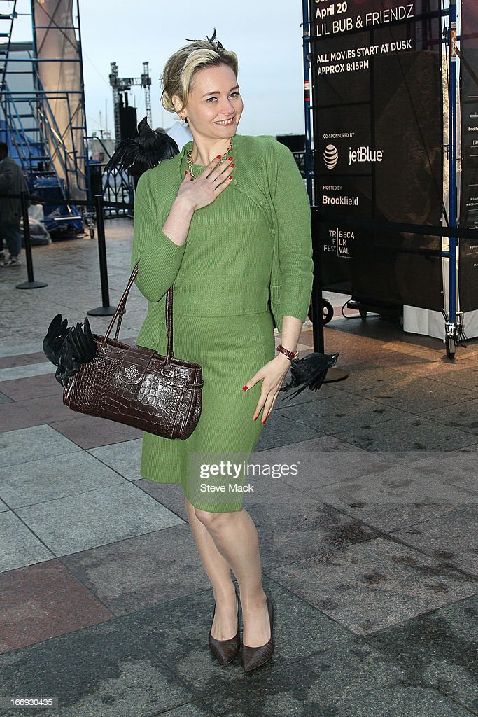Kym Bernazsky attends 'The Birds' Tribeca Drive-In Screening during the 2013 Tribeca Film Festival on April 18, 2013 in New York City.