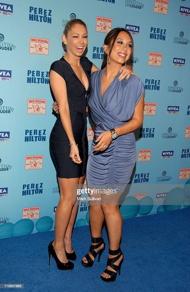 Perez Hilton's Blue Ball Birthday Celebration - Arrivals