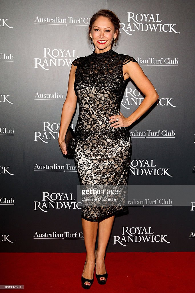Kym Johnston attends the Gala Launch event to celebrate the new Australian Turf on October 10, 2013 in Sydney, Australia.
