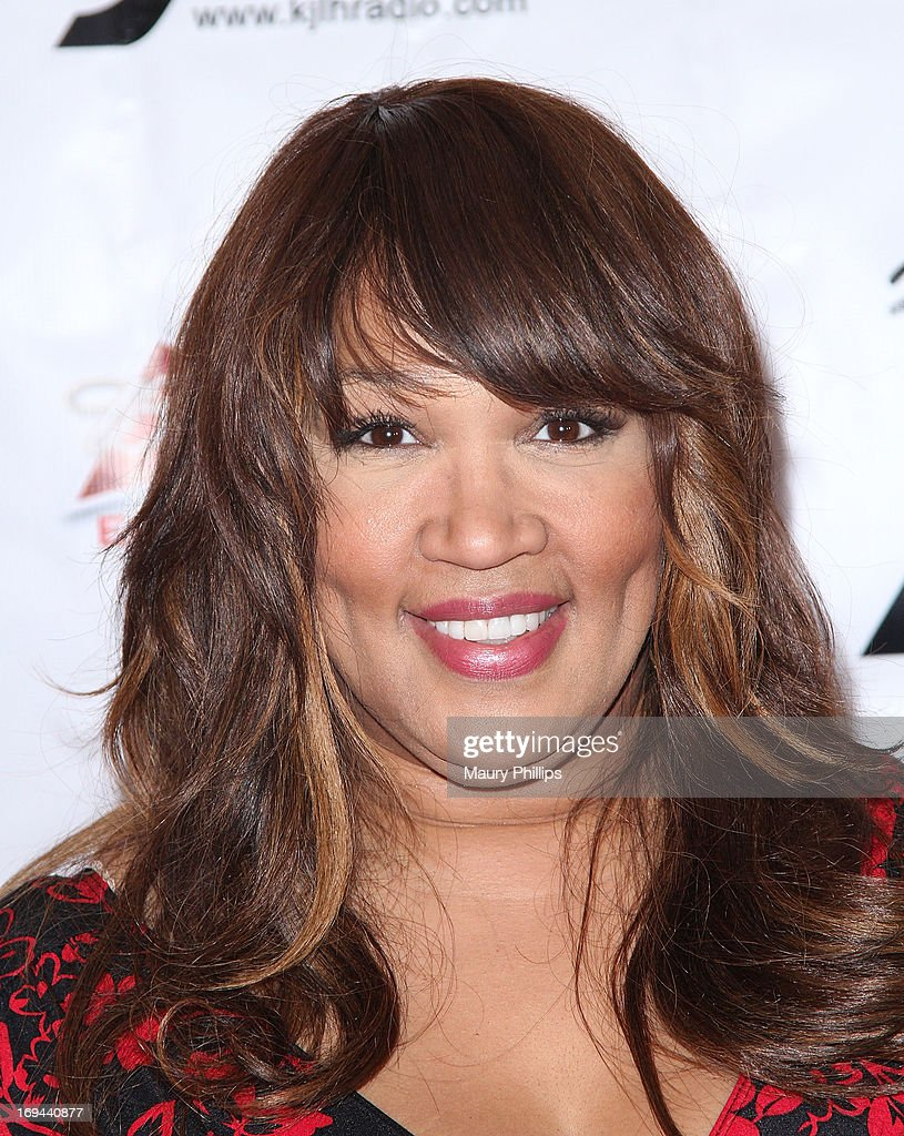<a gi-track='captionPersonalityLinkClicked' href=/galleries/search?phrase=Kym+Whitley&family=editorial&specificpeople=242929 ng-click='$event.stopPropagation()'>Kym Whitley</a> arrives at Icon Stevie Wonder's 63rd Birthday Celebration at House of Music & Entertainment on May 11, 2013 in Beverly Hills, California.