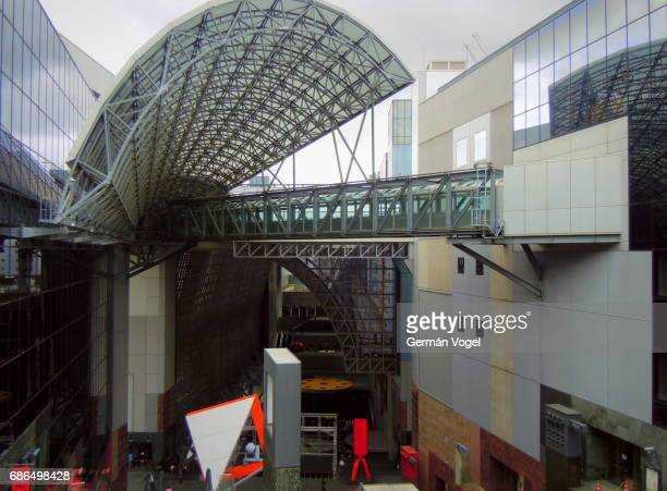 Kyoto Station Stock Photos And Pictures Getty Images