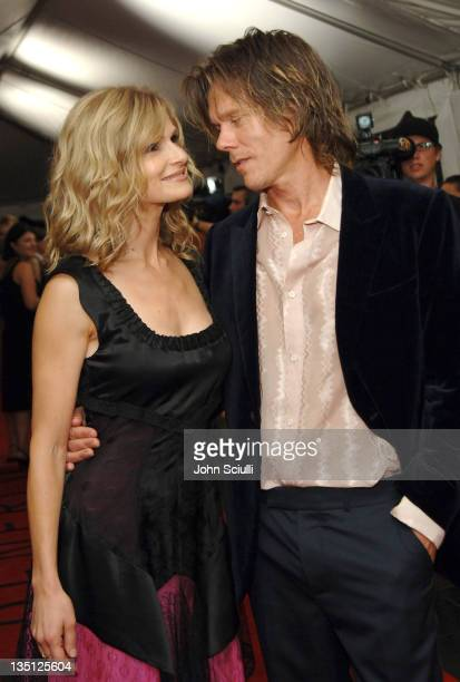 Kyra Sedgwick and Kevin Bacon during 2005 Toronto Film Festival 'Where The Truth Lies' Premiere at Roy Thompson Hall in Toronto Canada