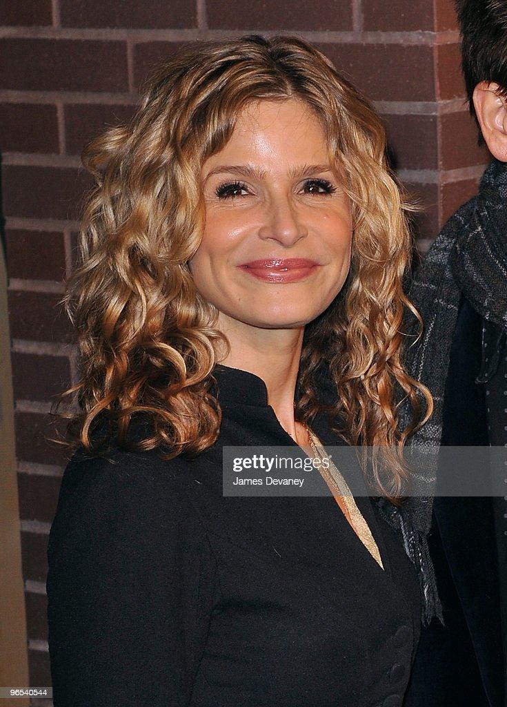 Celebrity Sightings In New York City - February 9, 2010