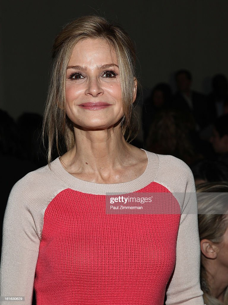 Kyra Sedgwick attends Reed Krakoff during Fall 2013 Mercedes-Benz Fashion Week on February 13, 2013 in New York City.