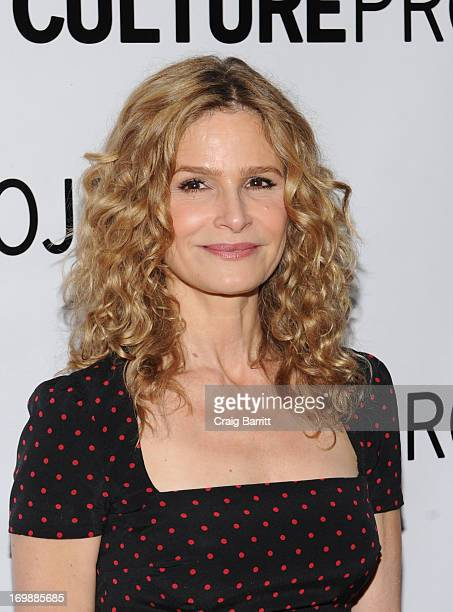 Kyra Sedgwick attends the 2013 Culture Project Gala at Stage 48 on June 3 2013 in New York City