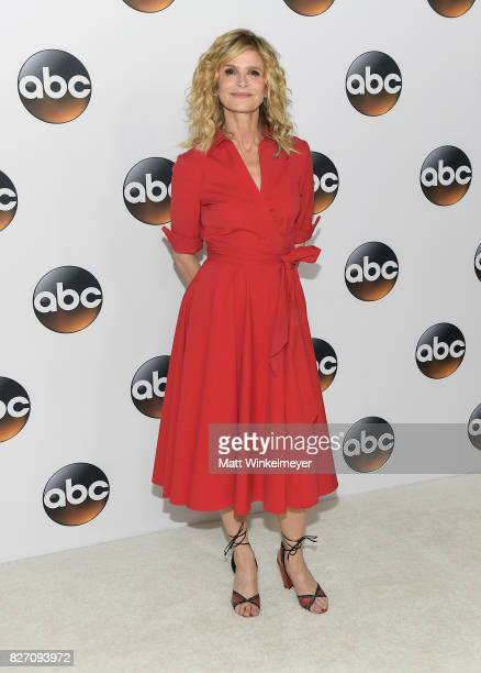 Kyra Sedgwick attends the 2017 Summer TCA Tour Disney ABC Television Group at The Beverly Hilton Hotel on August 6 2017 in Beverly Hills California