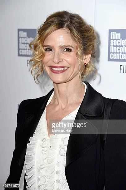Kyra Sedgwick attends the 53rd New York Film Festival premiere of 'Brooklyn' at Alice Tully Hall Lincoln Center on October 7 2015 in New York City