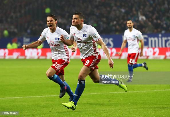 Hamburger SV v Bayer 04 Leverkusen - Bundesliga : News Photo