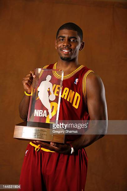Kyrie Irving Trophy Stock Photos And Pictures Getty Images