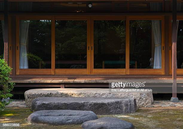 Kyu asakura traditional japanese house from taisho era Kanto region Tokyo Japan on May 19 2016 in Tokyo Japan