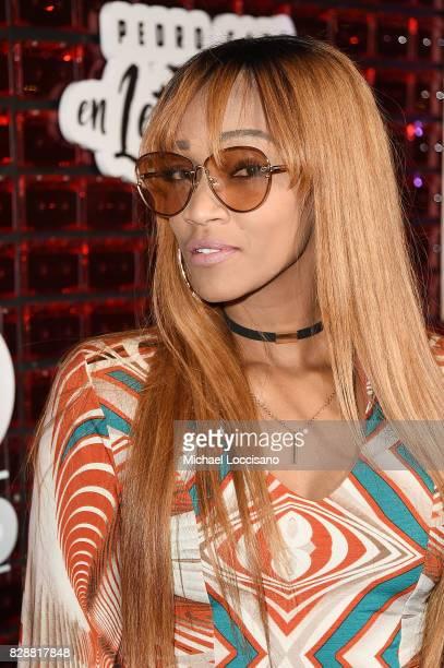 La Bella Chanel attends HBO Latino x Pedro Capo En Letra de Otro at La Marina Restaurant Bar Beach Lounge on August 9 2017 in New York City