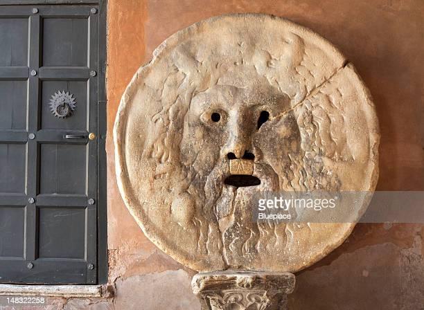 ラ Bocca della Verità(「真実の口(インチ)、ローマ(イタリア)