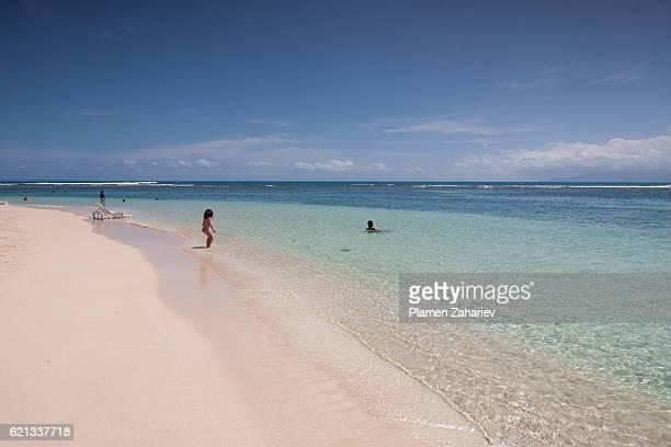 La Caravelle caribbean beach, Guadeloupe