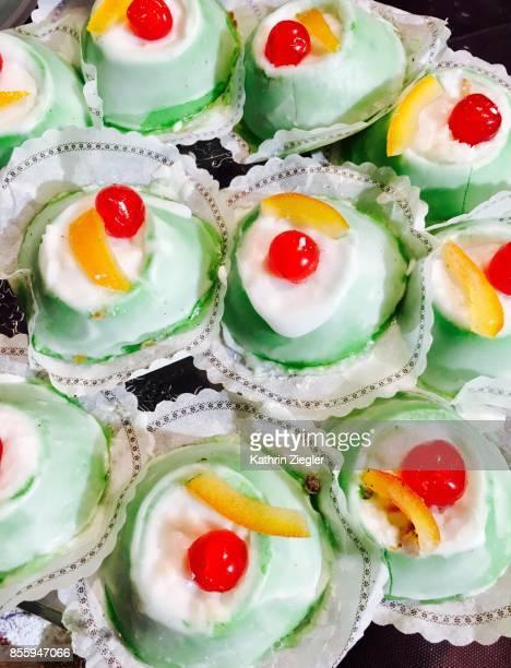 La cassata siciliana - a traditional Sicilian sweet