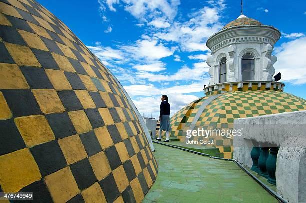 La Catedral rooftop, Quito, Ecuador