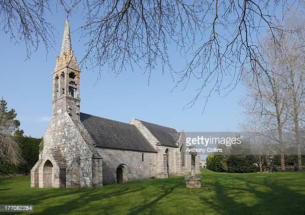 La Chapelle Saint Fiacre Finisterre