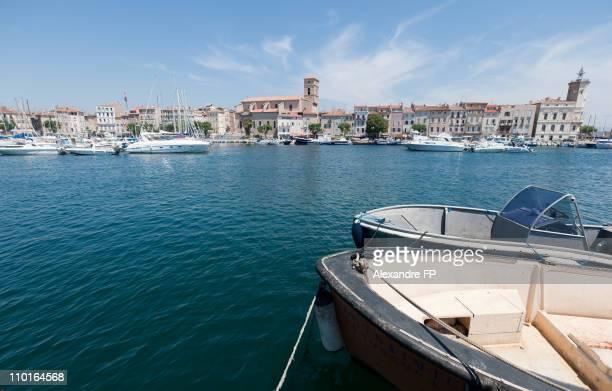 La Ciotat Harbour, Marseille Provence