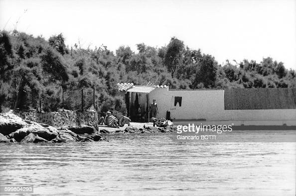Madrague stock photos and pictures getty images - Maison brigitte bardot ...