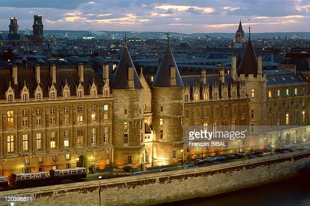 La conciergerie in Paris France