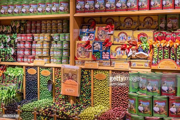 La Cure Gourmande candy shop