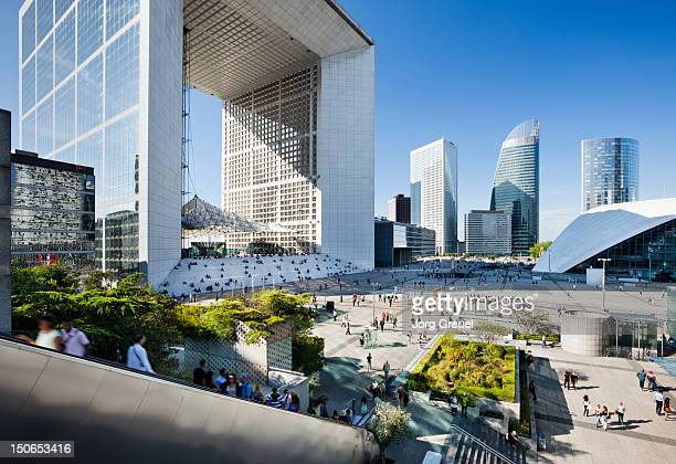 La Defense business district