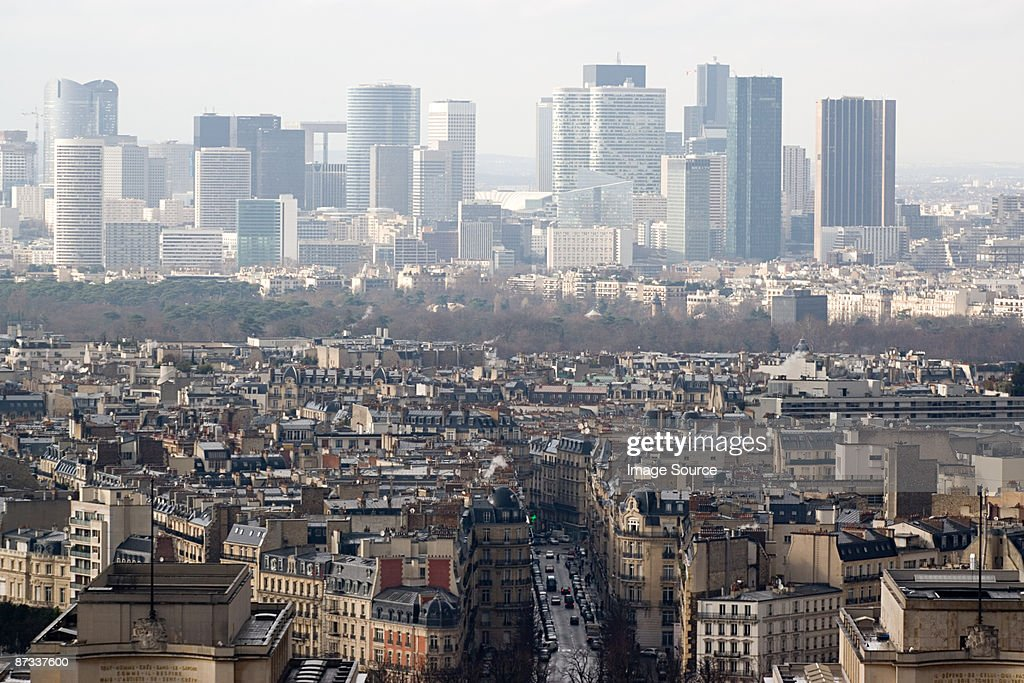 La defense paris : Stock Photo