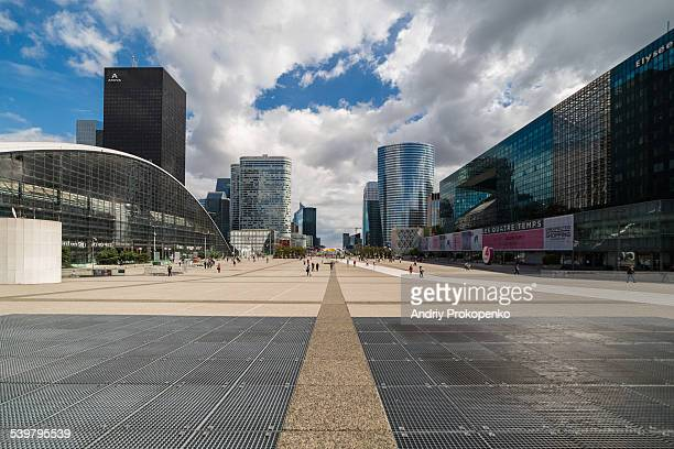 La Defense Plaza, Paris