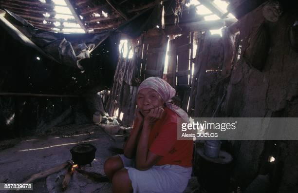 La deforestation et ses consequences en mars 1992 au Paraguay