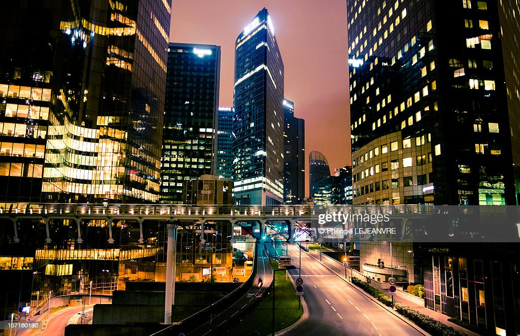 La Défense : Stock Photo