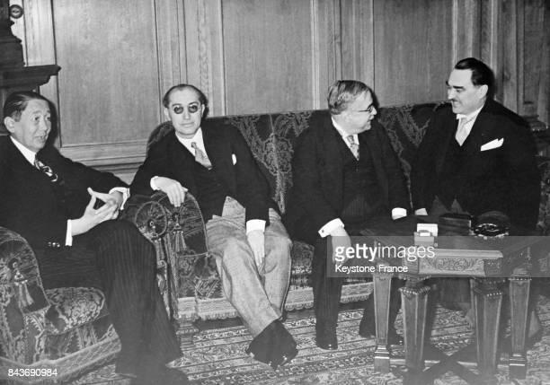 La famille Primo de Rivera Espagne circa 1930