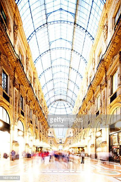 La Galleria Vittorio Emanuele II, Porträt