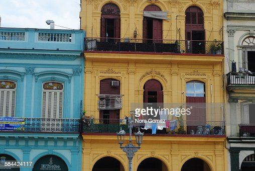 La Habana Vieja : Stock Photo