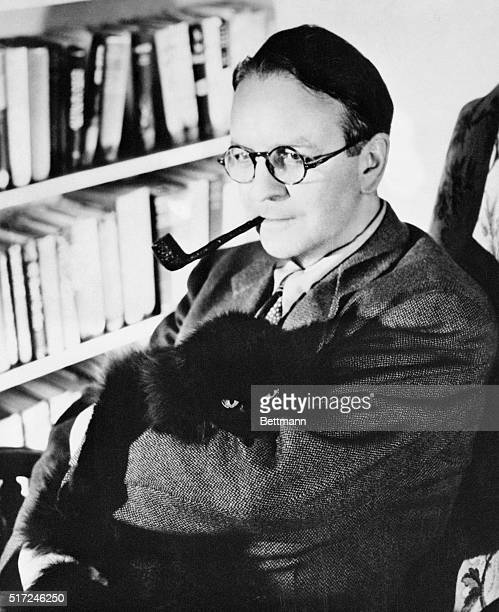 Veteran Mystery Writer Dies Raymond Chandler shown in 1954 file photo Dean of the Country's mystery writers died here March 26th from pneumonia he...