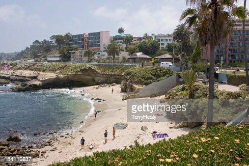 La Jolla Cove and Beach