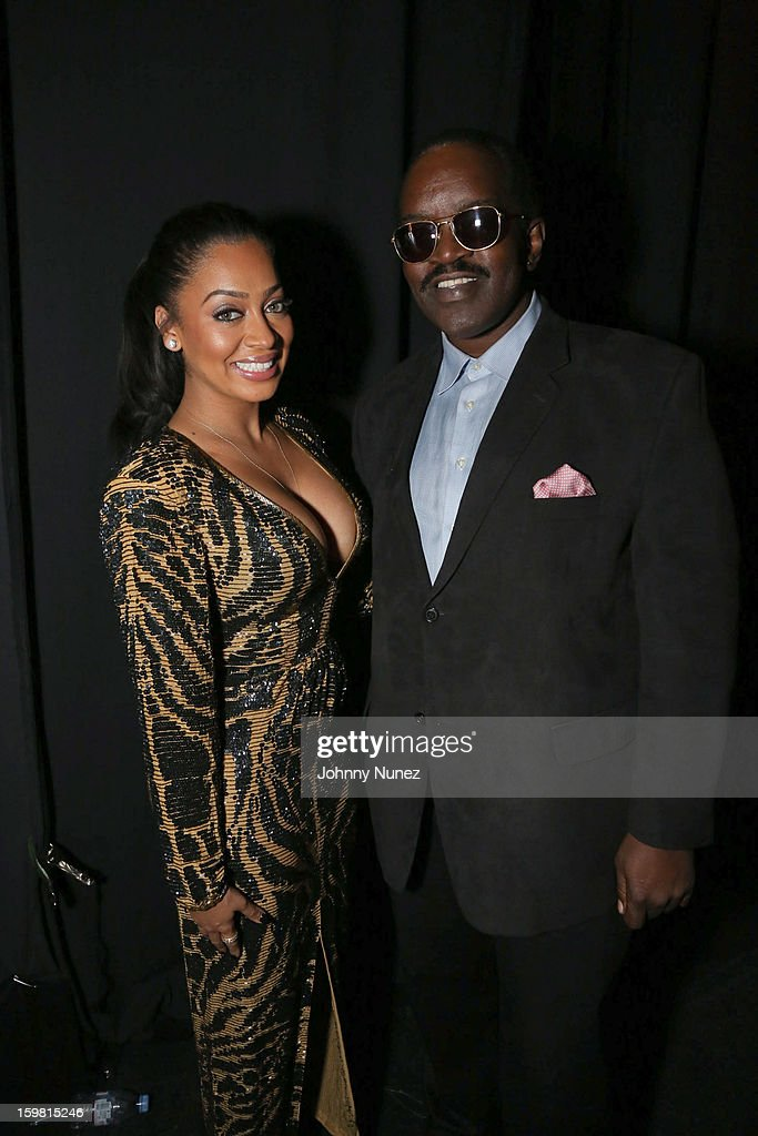 <a gi-track='captionPersonalityLinkClicked' href=/galleries/search?phrase=La+La+Anthony&family=editorial&specificpeople=209433 ng-click='$event.stopPropagation()'>La La Anthony</a> and Fred 'Fab Five Freddy' Brathwaite attend The Hip-Hop Inaugural Ball II at Harman Center for the Arts on January 20, 2013 in Washington, DC.