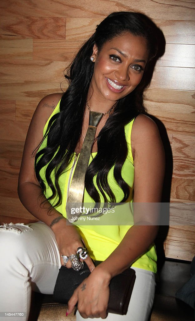 La La Anthony attends Greenhouse Tuesdays at Greenhouse on May 29, 2012 in New York City.