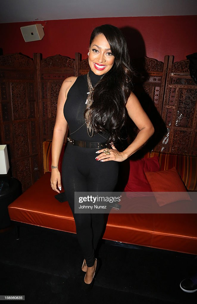 La La Anthony attends 'T.I. In Concert' at Best Buy Theater on December 18, 2012 in New York, United States.