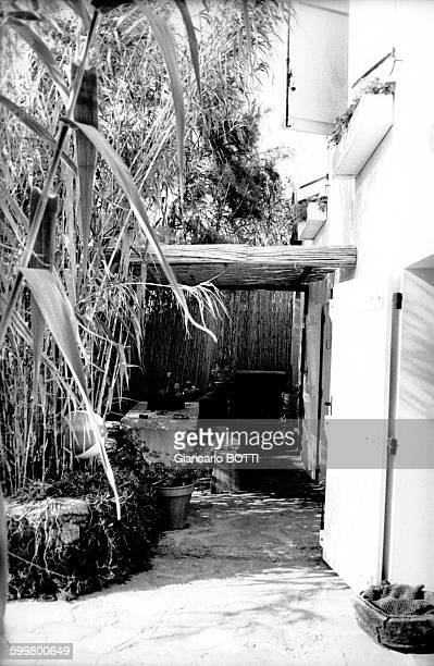 La madrague stock photos and pictures getty images - Maison de brigitte bardot ...