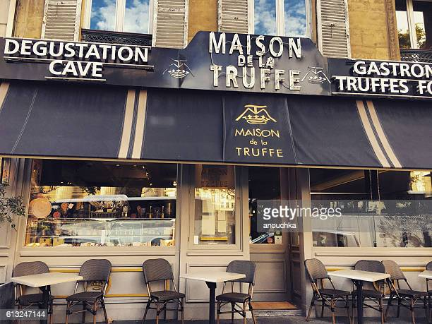 La Maison de la Truffe, Paris, France