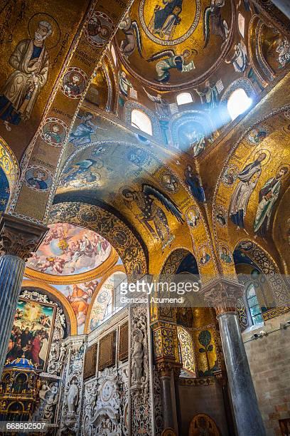 La Martorana Church in Palermo