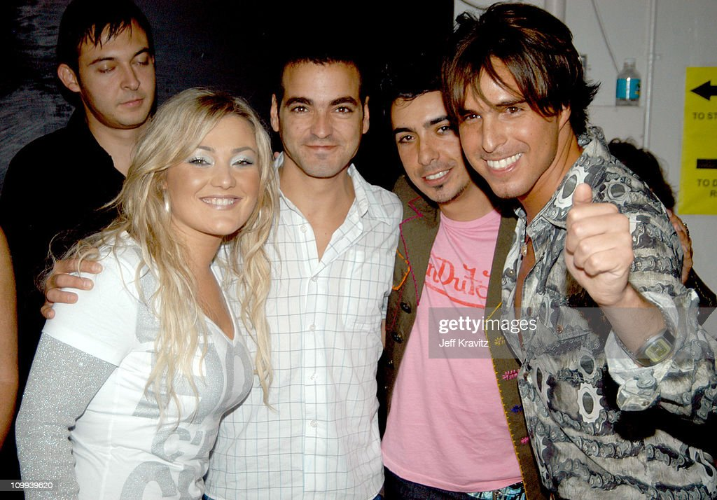 MTV Video Music Awards Latin America 2003 - Backstage and Audience