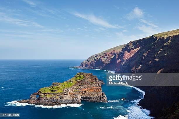 La Palma Küste Rocks
