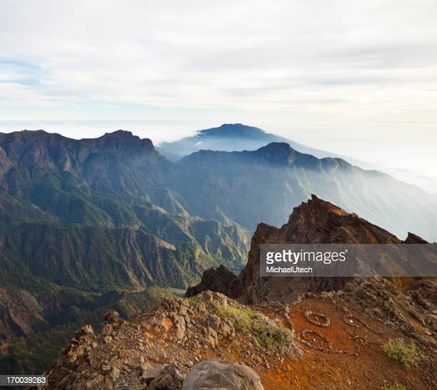 La Palma montagnes